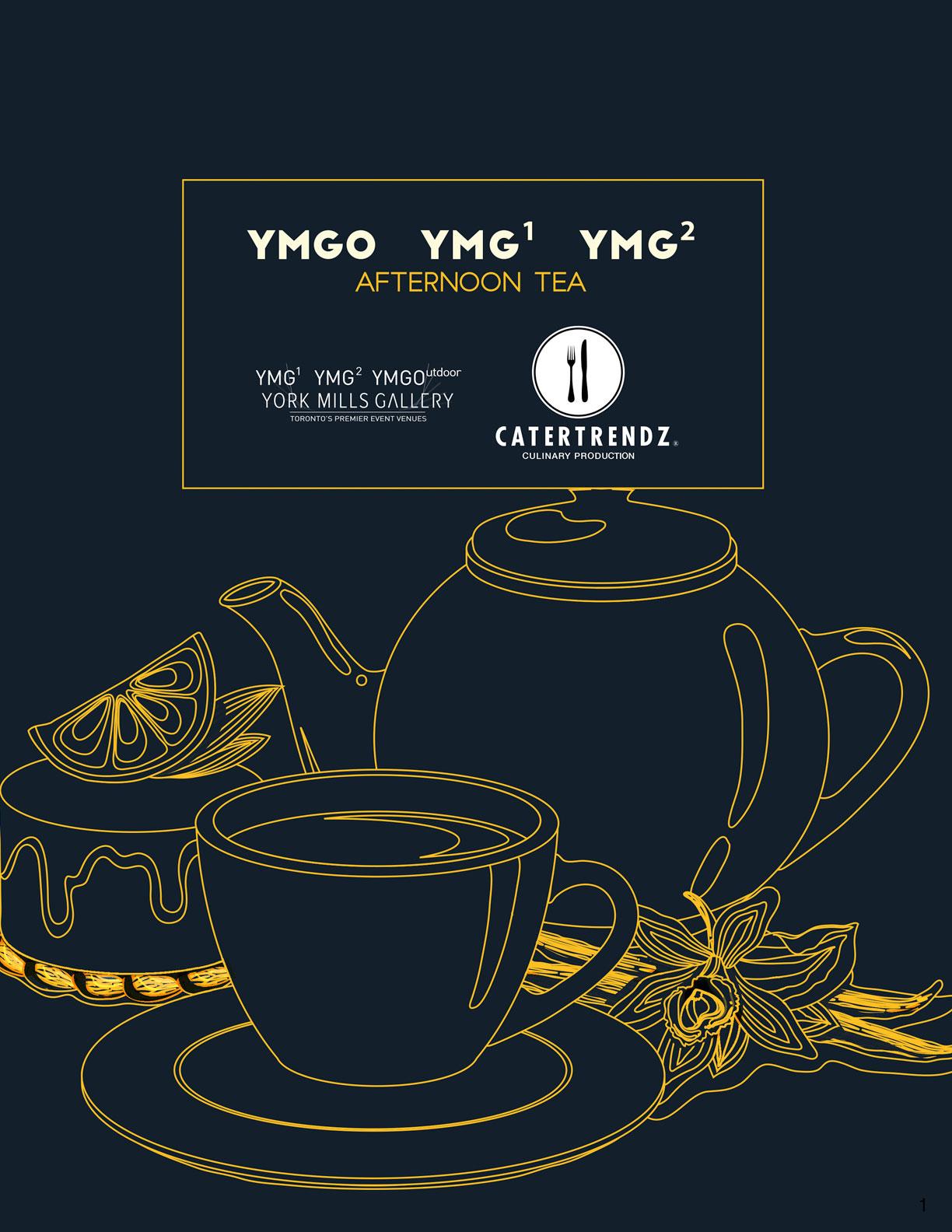 YMG Afternoon Tea